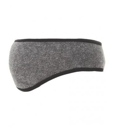 Fleece Headband - fermeture en tissu ajustable avec velcro | Anti-boulochage -Marque: Printwear