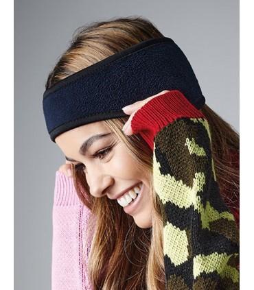 Suprafleece® Aspen Headband - Suprafleece ® anti-boulochage | style unisexe | Disponible en 2 tailles | Tissu ultra thermique -