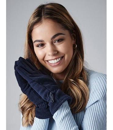 Suprafleece® Thinsulate™ Gloves - Éxtérieur: 100% Polyester anti-boulochage Suprafleece®, Doublure: 100% polyester | S/M - 62 g;
