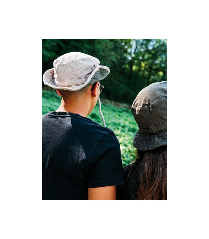 Globe Trotter Hat