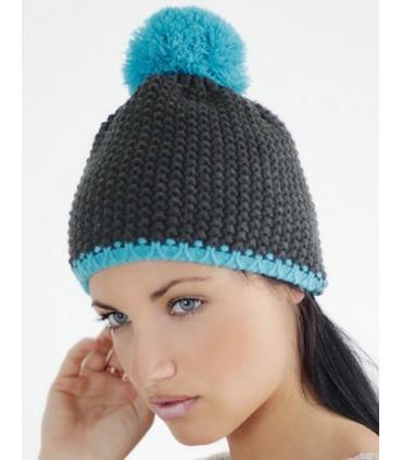 Peak Hat - Pompon | Bande polaire intérieure -Marque: Atlantis