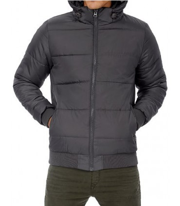Jacket Superhood /Men - Couche extérieure : taffetas 300T 100 % polyester | Couche intérieure : taffetas rembourré 100 % polyest