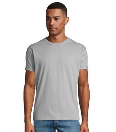 Regent T-Shirt 150 - Col côtelé élasthanne | Bande de propreté renforcé au col | Tubulaire | Coton semi-peigné -Marque: SOL´S