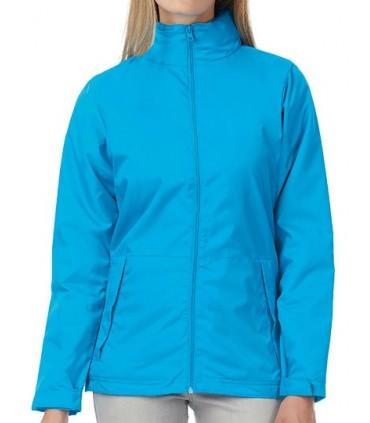 Jacket Multi-Active /Women - Couche extérieure: taffetas 210T 100 % polyester   Doublure corps: micro-polaire 100 % polyester av