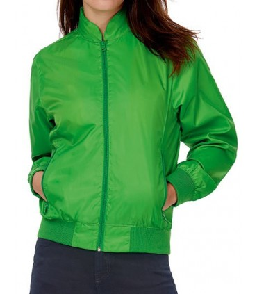 Jacket Trooper /Women - Taffetas 210T en polyester, enduit acrylique imperméable 400 mm, respirant et coupe-vent | Doublure en f