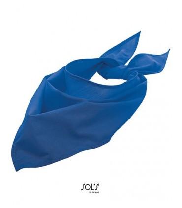 Bandana - 90% polyester / 10% coton   taille unique: 62 X 62 X 80cm -Marque: SOL´S