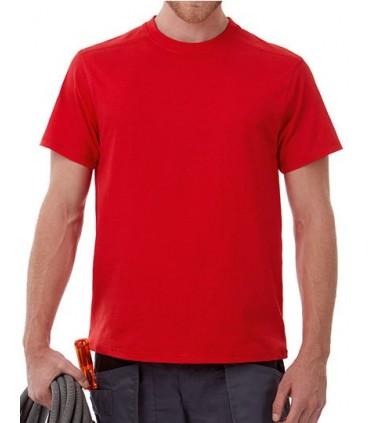 Perfect Pro Tee - Coton ring-spun prérétréci | Turbulaire, single jersey | Col à double couche et bas du vêtement en tricot côte