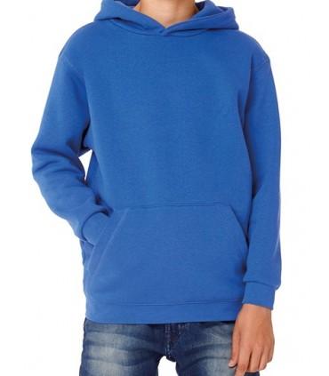 Hooded Sweat / Kids - 80% coton peigné ring-spun / 20 % polyester | Perfect Sweat Technology : maille de haute qualité pour impr