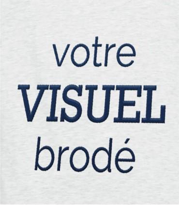 Broderie motif ou texte ImpreBrod1