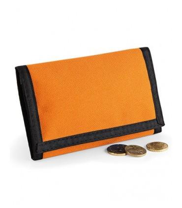 Ripper Wallet - 600D Poyester | Poche à monnaie extensible | Fenêtre transparente | Fermeture Rip-Strip | Livraison sans décorat